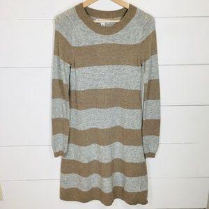 BANANA REPUBLIC Luxury Cashmere Bld Sweater Dress